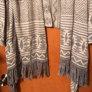Sonoma Sweaters - Aztec sweater jacket